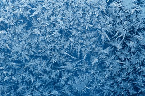 透明「冷たいパターン」:スマホ壁紙(12)