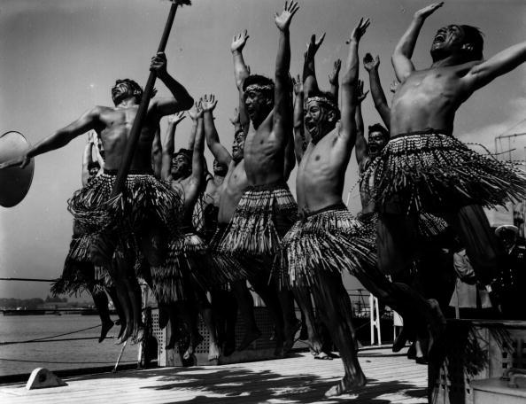 Males「Maoris Celebrate」:写真・画像(2)[壁紙.com]