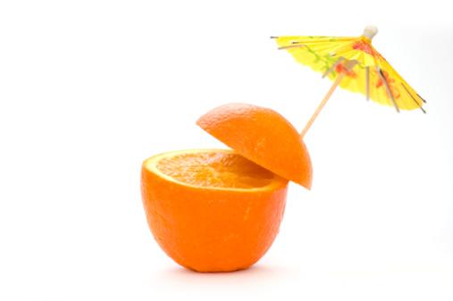 Cocktail「Natural Orange Cocktail」:スマホ壁紙(3)