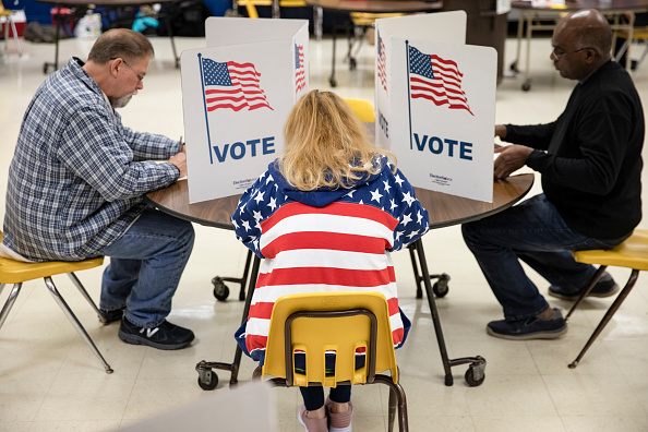 Super Tuesday「Voters In 14 States Head To The Polls On Super Tuesday」:写真・画像(16)[壁紙.com]