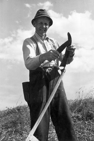 Sharpening「Austrian Farmer」:写真・画像(9)[壁紙.com]