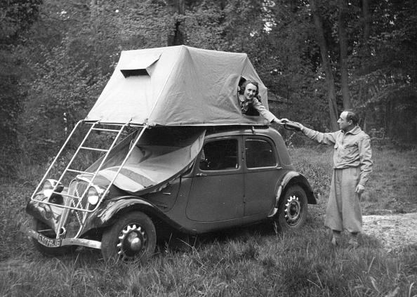 Scale「Tent On Car」:写真・画像(11)[壁紙.com]