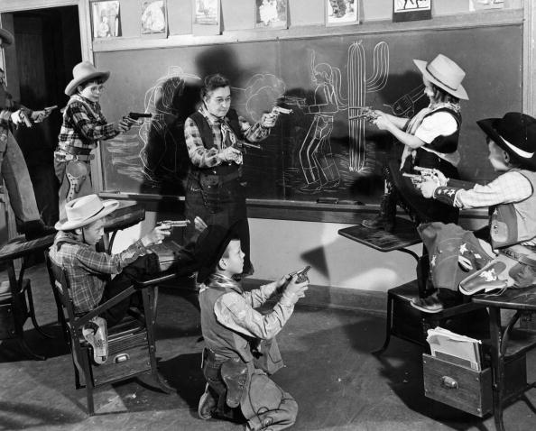 Arizona「Cowboy Classroom」:写真・画像(6)[壁紙.com]