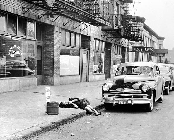 Homelessness「Female Destitute」:写真・画像(4)[壁紙.com]
