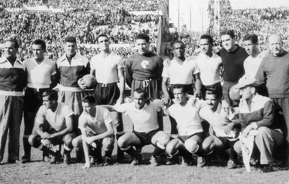 1950~1959年「Uruguayan Team」:写真・画像(11)[壁紙.com]