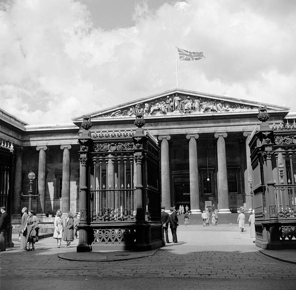 Architectural Feature「British Museum」:写真・画像(11)[壁紙.com]