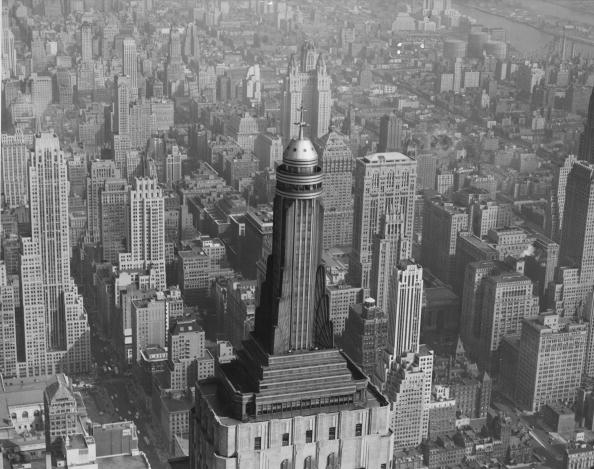 Empire State Building「Empire State Top」:写真・画像(11)[壁紙.com]