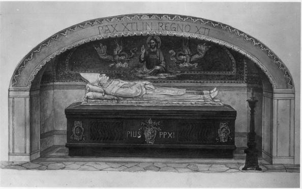 Crypt「Pius X Tomb」:写真・画像(16)[壁紙.com]