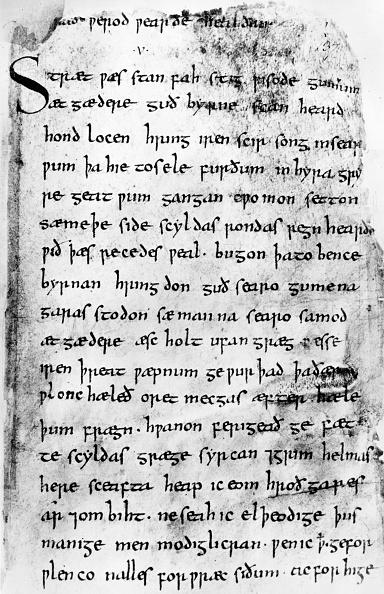 Manuscript「Tales Of Beowulf」:写真・画像(9)[壁紙.com]