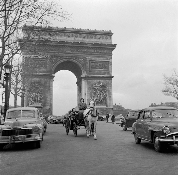 1950-1959「Paris Fiacre」:写真・画像(16)[壁紙.com]