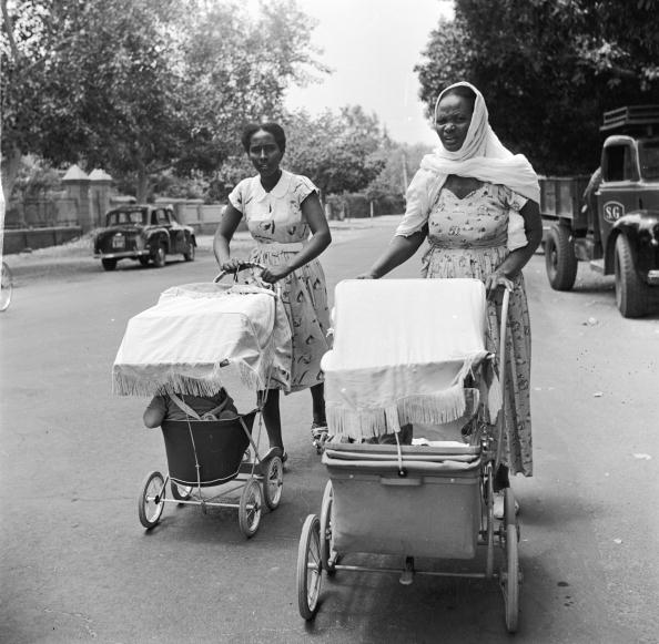 Black History in the UK「Sudanese Nannies」:写真・画像(2)[壁紙.com]