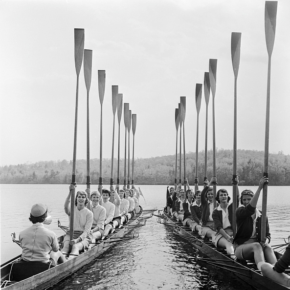 Rowing「Oars Aloft」:写真・画像(1)[壁紙.com]