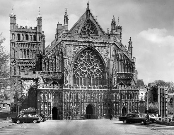Door「Exeter Cathedral」:写真・画像(9)[壁紙.com]