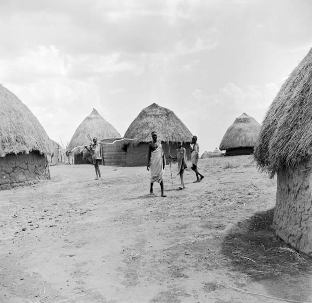Village In Sudan:ニュース(壁紙.com)