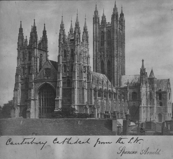Architectural Feature「Canterbury Cathedral」:写真・画像(0)[壁紙.com]