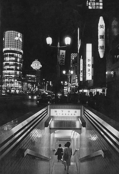 Ginza「Station Entrance」:写真・画像(8)[壁紙.com]