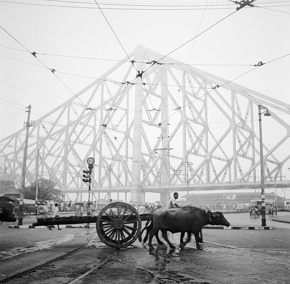 Ox Cart「Howrah Bridge」:写真・画像(4)[壁紙.com]
