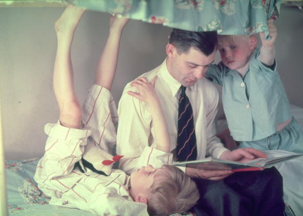 Parent「Bedtime Story」:写真・画像(7)[壁紙.com]