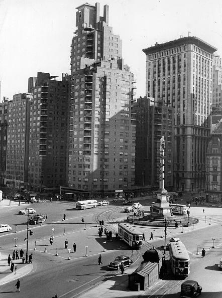 Columbus Circle「Columbus Circle」:写真・画像(1)[壁紙.com]