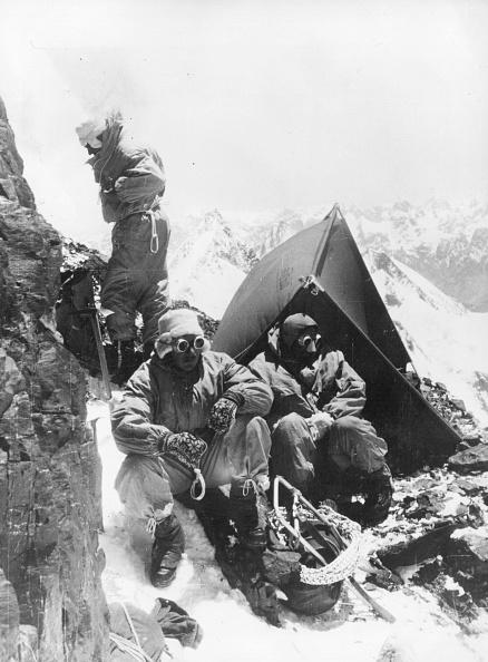 Mountain「K-2 Expedition」:写真・画像(17)[壁紙.com]