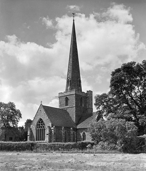 Architectural Feature「Rural Church」:写真・画像(2)[壁紙.com]