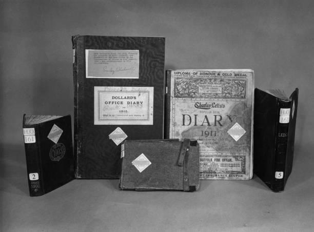 Diary「The Black Diaries」:写真・画像(3)[壁紙.com]