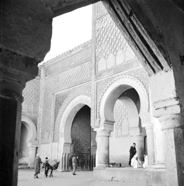 Arch - Architectural Feature「Gate Of Meknes」:写真・画像(19)[壁紙.com]