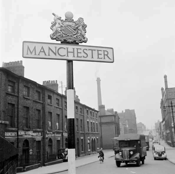 Industry「Manchester」:写真・画像(6)[壁紙.com]