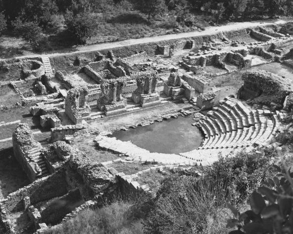 Archaeology「Butrint Amphitheatre」:写真・画像(15)[壁紙.com]