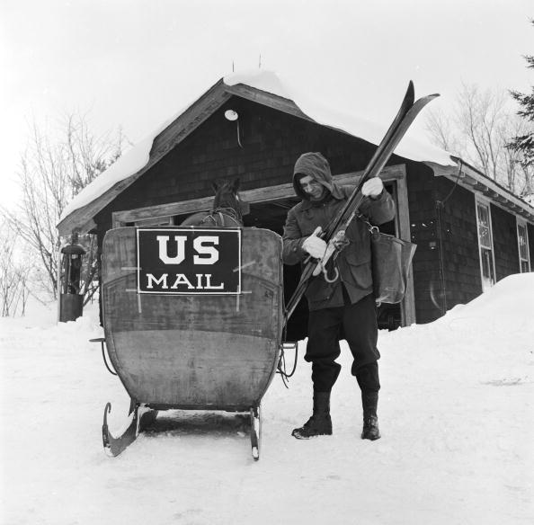 Winter「Sledge Postman」:写真・画像(19)[壁紙.com]