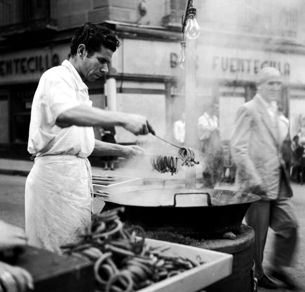 Madrid「Street Breakfast」:写真・画像(16)[壁紙.com]