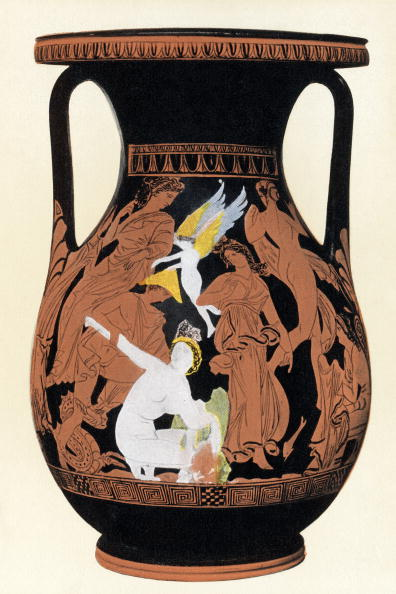Red-Figure Ceramics「Greek Vase」:写真・画像(4)[壁紙.com]