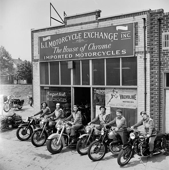Motorcycle「Motorbike Brigade」:写真・画像(14)[壁紙.com]