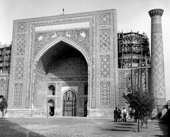 Samarkand「Muslim College」:写真・画像(2)[壁紙.com]