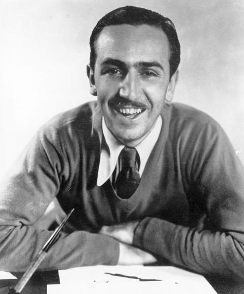 Walt Disney - Film Producer「Walt Disney」:写真・画像(2)[壁紙.com]