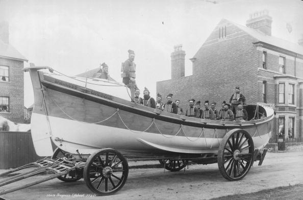 Passenger Craft「Skegness Lifeboat」:写真・画像(2)[壁紙.com]