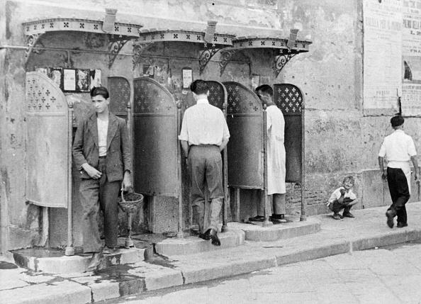 Cultures「Naples Toilets」:写真・画像(13)[壁紙.com]