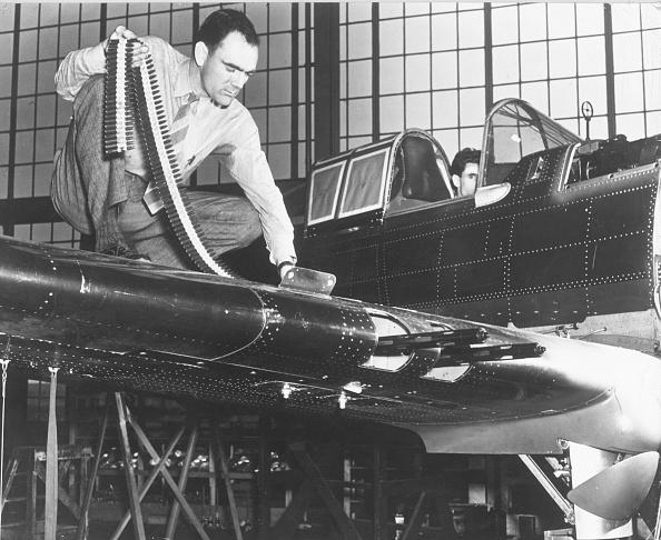 Industrial Building「Fighter Ammunition」:写真・画像(7)[壁紙.com]