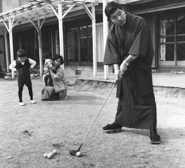Practicing「Japanese Golfer」:写真・画像(6)[壁紙.com]