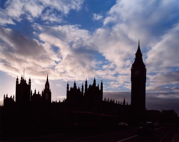Blue「Big Ben and Westminster, London, UK.」:写真・画像(16)[壁紙.com]