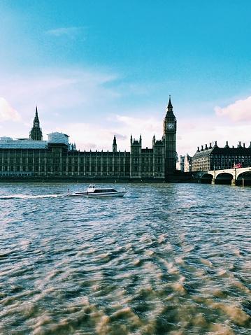 ウェストミンスター宮殿「Big Ben and the Houses of Parliament, London, England, UK」:スマホ壁紙(10)