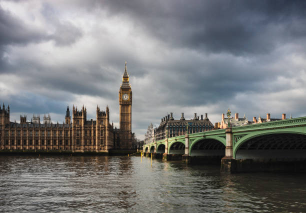 Big Ben And The Houses Of Parliament, London:スマホ壁紙(壁紙.com)