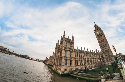 ウェストミンスター宮殿「ビッグベン、国会議事堂、ロンドン,英国」:スマホ壁紙(17)