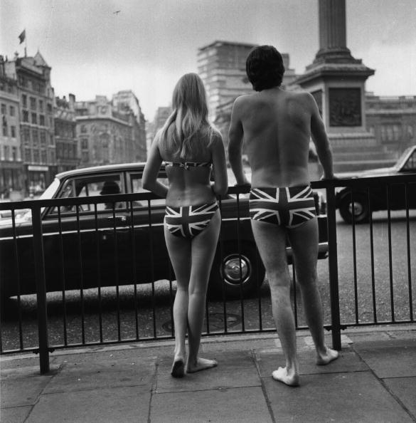 Fashion Model「Union Jack Trunks」:写真・画像(9)[壁紙.com]
