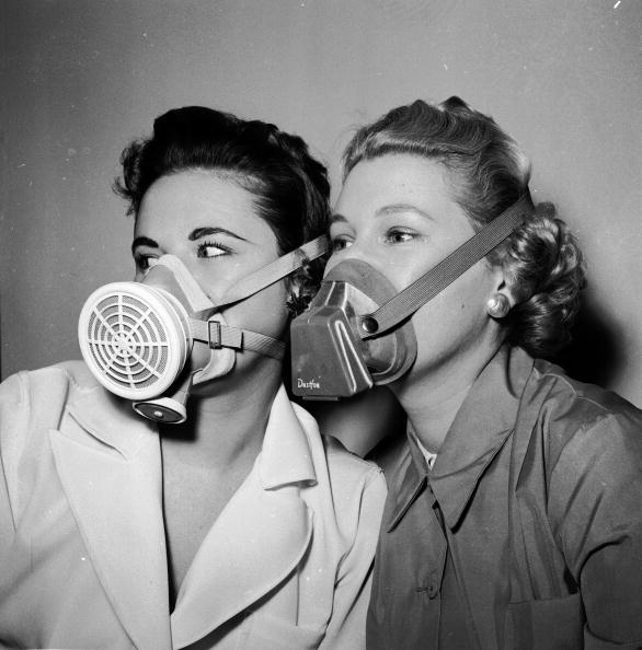 Fashion「Fashion Gas Masks」:写真・画像(8)[壁紙.com]