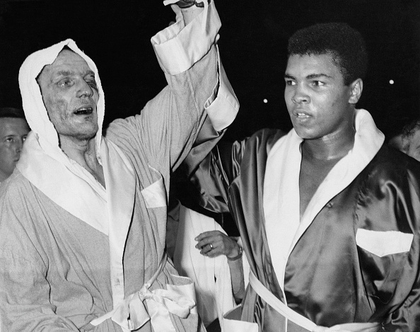 Henry Cooper「Cooper And Clay」:写真・画像(0)[壁紙.com]