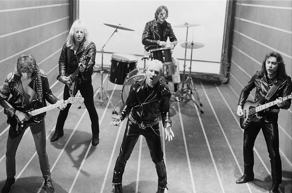 1981「Judas Priest Video Shoot」:写真・画像(15)[壁紙.com]
