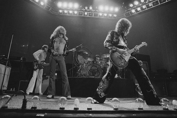 楽器「Led Zeppelin At Earl's Court」:写真・画像(5)[壁紙.com]