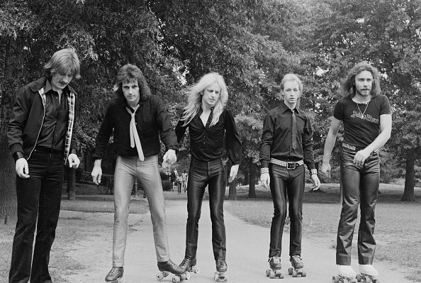 Heavy Metal「Judas Priest On Roller Skates」:写真・画像(8)[壁紙.com]