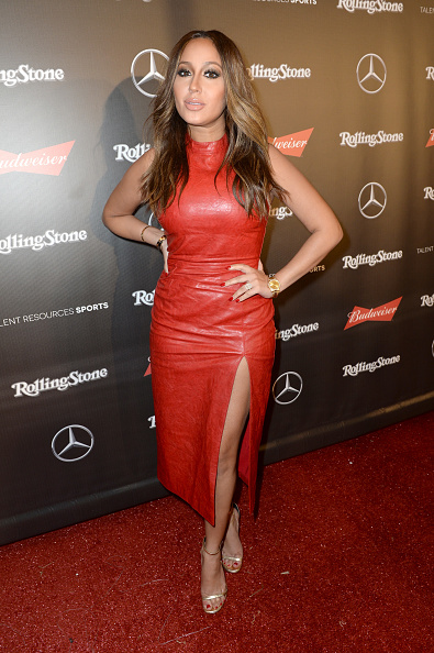 Adrienne Bailon「Rolling Stone Live: Houston presented by Budweiser and Mercedes-Benz. Produced in partnership with Talent Resources Sports. - Arrivals」:写真・画像(2)[壁紙.com]